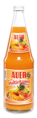 Auer Multivitamin Fruchtsaft 6X1,0L