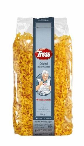Tress Original Hausmacher Wellenspätzle 500g