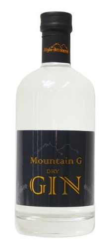 Montain G Dry Gin 500ml